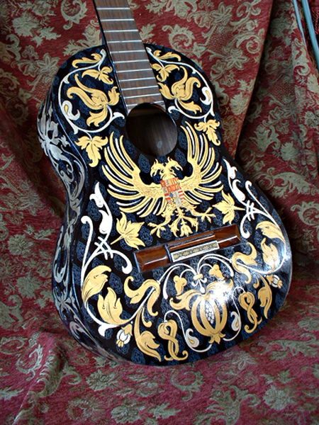 "Spanish ""Hapsburg"" Guitar"